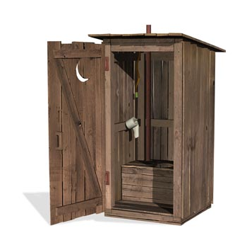 Outhouse Shed Plans